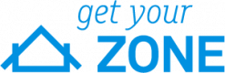 Get your zone - Logo