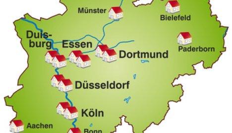 Makler Nordrhein-Westfalen