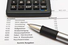 Nebenkostenabrechnung Aufbau