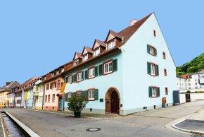 Reihenhäuser in Freiburg