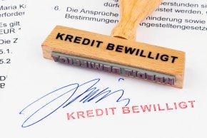 Kreditanfrage