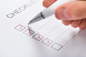 Maklersuche 2 Checkliste