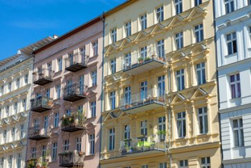 Wohnung vermietet verkaufen