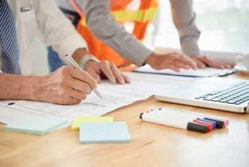 Unterlagen Bauvoranfrage
