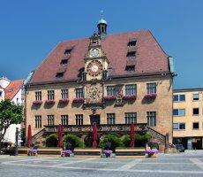 Rathaus in Heilbronn