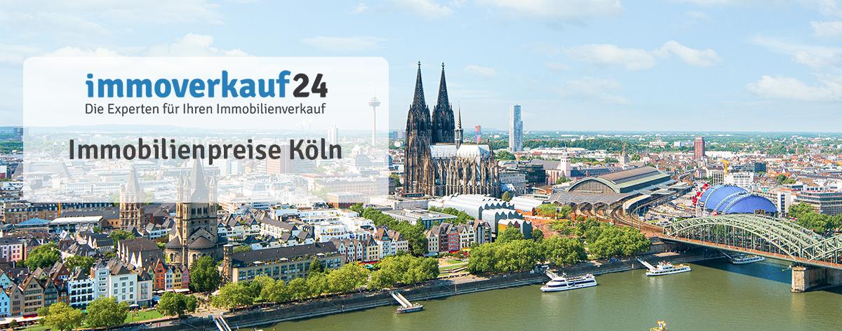 Köln Immobilienpreise