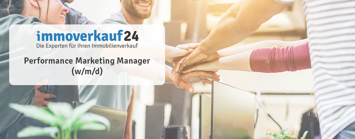 Stellenanausschreibung-Performance-Marketing-Manager